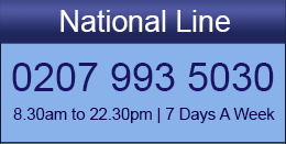 national first aid line